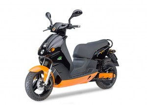 Vmoto electric scooter