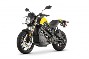 Brammo Emplulse Electric Motorbike