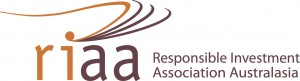 Responsible Investment Association Australia Logo