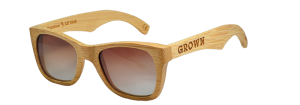 Grown Wooden Eyewear
